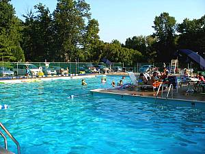 Loch Braemar Pool
